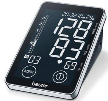 Return beurer BM 58 Upper Arm Blood Pressure Monitor