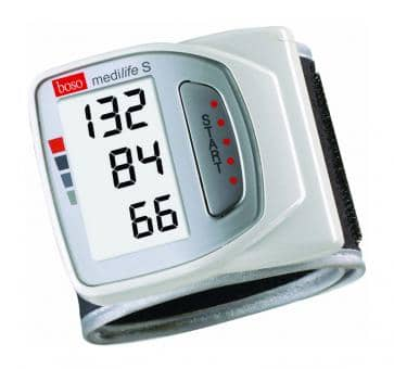 boso medilife PC 3 Wrist Blood Pressure Monitor