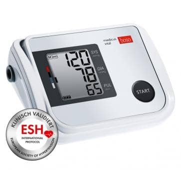 boso medicus vital upper arm blood pressure monitor