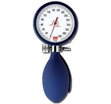 boso clinicus II Mechanical Blood Pressure Device blue