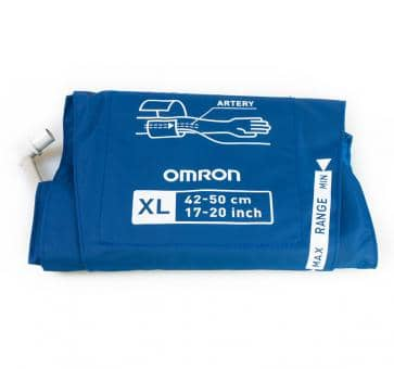 Bloodpressure Shop Omron Hbp 1120 1320 Gs Arm Cuff Xl 42 50cm Hose Length 1m