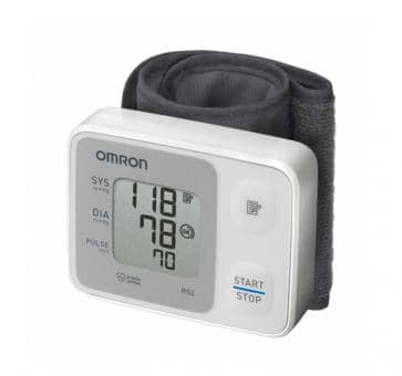 OMRON RS2 (HEM-6121-D) Wrist blood pressure monitor
