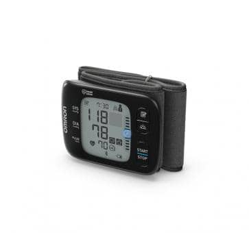 OMRON RS7 Intelli IT (HEM-6232T-D) Wrist Blood Pressure Moni