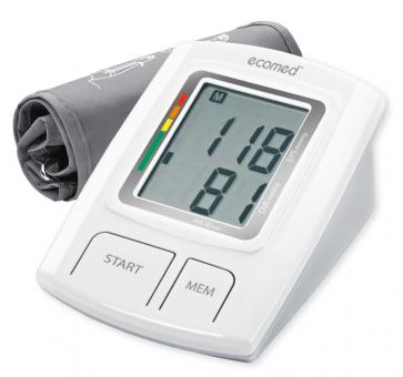 Medisana ecomed BU-92E Upper Arm Blood Pressure Monitor