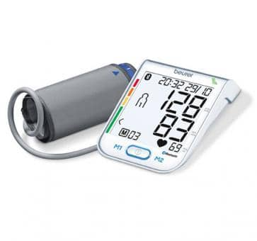 beurer BM 77 Upper Arm Blood Pressure Monitor with Bluetooth Interface
